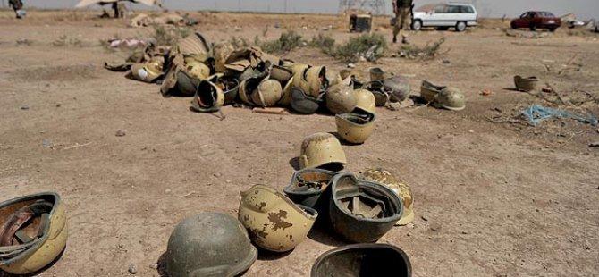 Maliki Güçleri, Tikrit ve Beci'yi Havadan Bombaladı