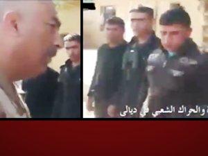 Irak Askeri Yağma Yaparken Yakalandı