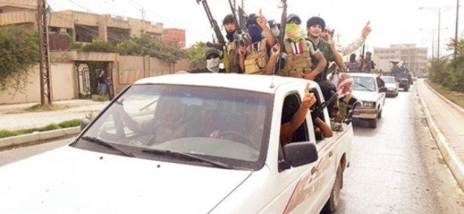 IŞİD ve Sünni Aşiretler Bağdat'a Dayandılar