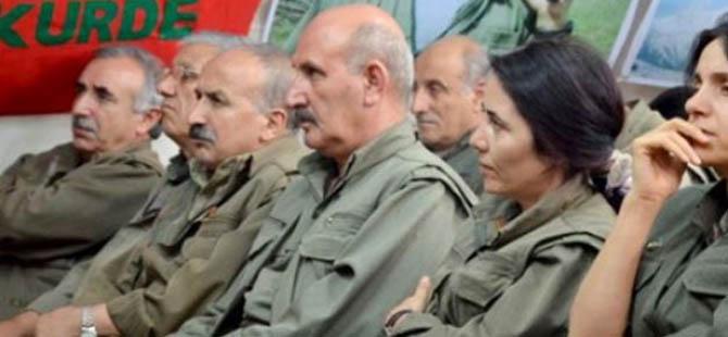 PKK/KCK'dan AK Parti'ye 'Müzakere' Eleştirisi