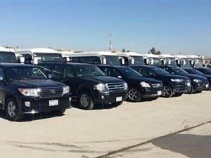 Rehineler İçin Erbil'den Zırhlı Araçlar Gönderildi