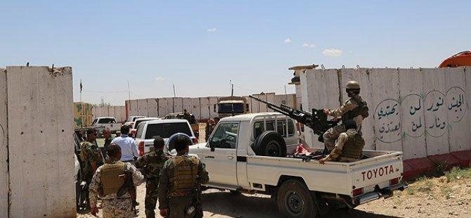 Irak'ın Kuzeyindeki Tartışmalı Bölgeler Peşmerge'de
