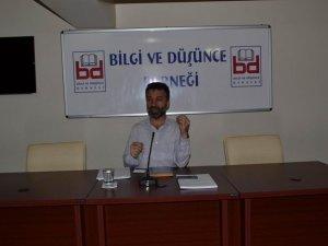 """Bingöl'de """"Süleymancılık Hareketi"""" Semineri Gerçekleştirildi"""