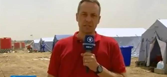 """Alman Kanalı ARD: """"IŞİD İşgali Değil, Maliki'ye Karşı Devrim"""""""