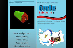Özgür Üniversiteli Dergisinin 28. Sayısı Çıktı