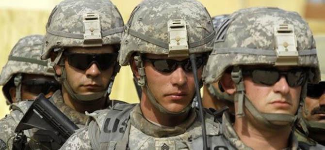 ABD Askerleri Irak'ta Enbar'a Konuşlandı