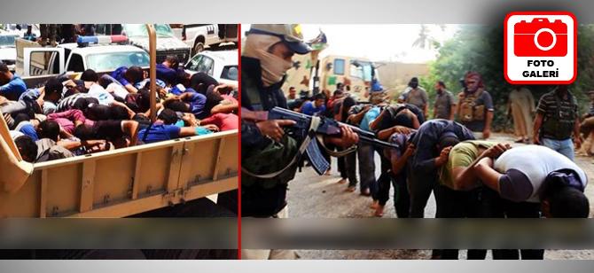 IŞİD'in İnfaz Fotoğrafları Tartışması