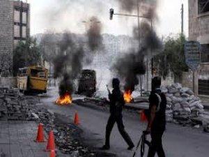 Irak Uçakları IŞİD'i Havadan Vurdu