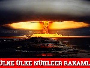 Ülke Ülke Nükleer Rakamları