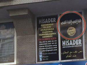 """Hisader'den Açıklama: """"O Logo Hz. Peygamber'in Mührü"""""""