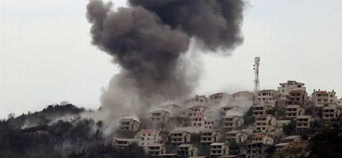 Bayırbucak Türkmen Bölgesine Hava Saldırısı
