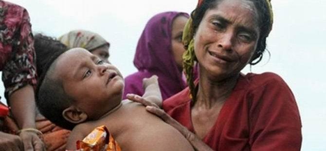 Myanmar'daki Müslümanların Durumu İçler Acısı