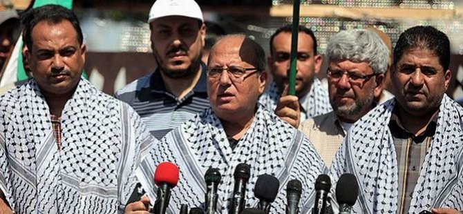 Gazze İsrail Ablukası Altında
