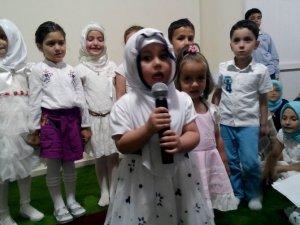 Bartın Özgür-Der Çocuk Kulübü Yılsonu Etkinliği