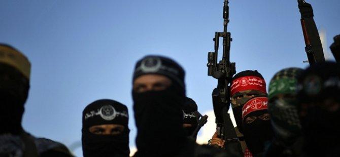 Filistin Direniş Örgütlerinden Siyonist İsrail'e Tehdit