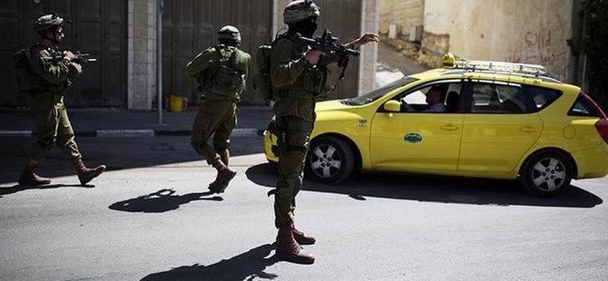 240 Filistinli Gözaltında