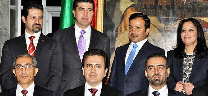 Irak Kürdistanı'nda Yeni Hükümet Kuruldu