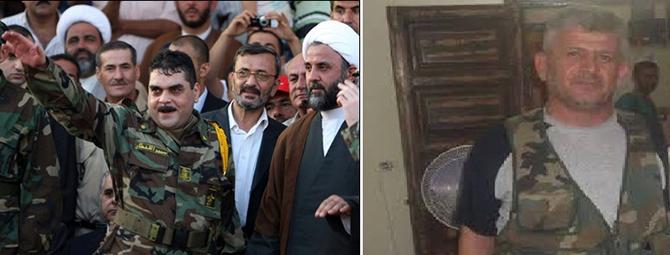 Samir Kuntar'ın Sağ Kolu Suriye'de Öldürüldü