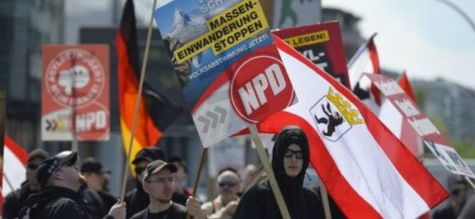 Almanya'da Yabancılara Yönelik Saldırılarda Artış
