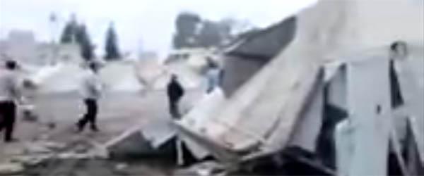Irak'a Duyarlı Olanlar Suriye'deki Vahşete Sessiz!