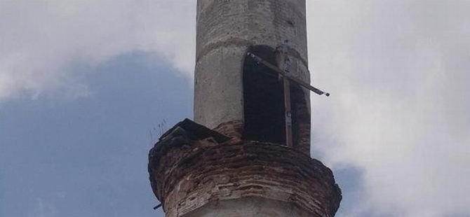 Bulgaristan'da Camiye Çirkin Saldırı