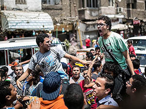 Mısır'da Darbe Karşıtı Gösterilerde 4 Şehit