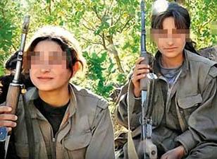 PKK Hakkari'de Çocuk Kaçırdı