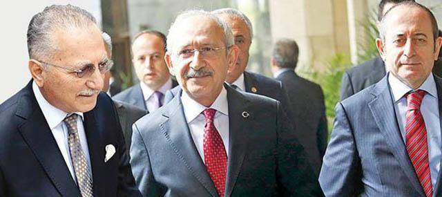 Yılmaz Özdil'den Kılıçdaroğlu'na Ekmeleddin Çağrısı