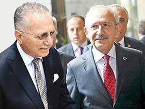 """CHP'de Muhaliflere """"Çatı Aday"""" Baskısı"""