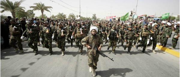 Şii Milislerin Gövde Gösterisi Gerilimi Artırıyor