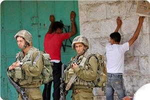 İşgal Askerleri 33 Filistinliyi Daha Gözaltına Aldı