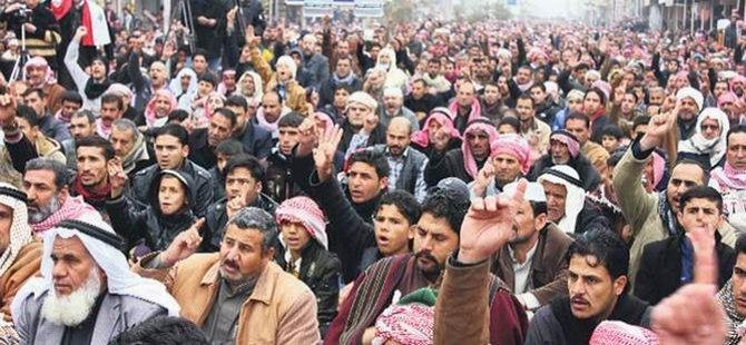 Iraklı Sünni Gruplar: 'Silah Son Çaremizdi'