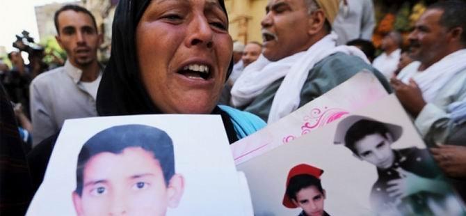 Mısır'da İdama Karşı Yürüyorlar