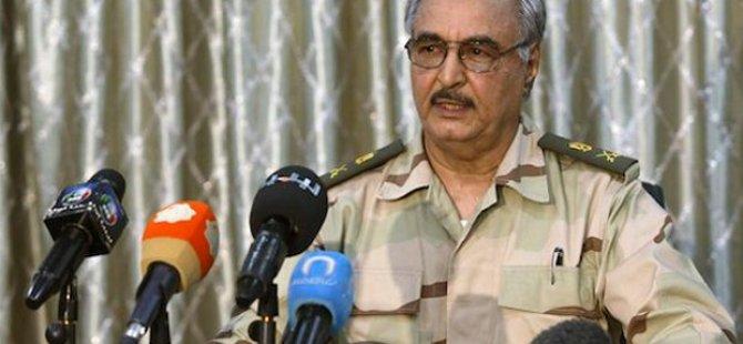 Libya'da Türk ve Katar Vatandaşlarına 'Terk Edin' Uyarısı