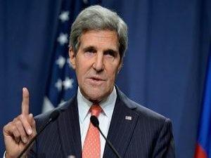 ABD Dışişleri Bakanı Kerry Kahire'de