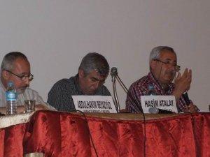 Tatvan'da 'Kur'an ve Ramazan' Paneli Yapıldı
