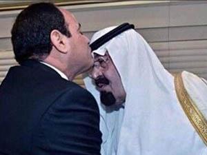 Darbeci Sisi'ye Körfez Yardımı Sürüyor