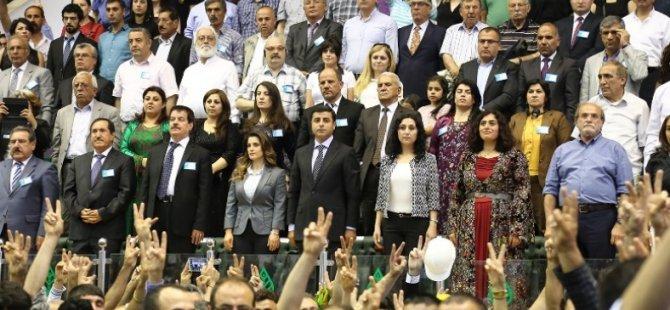 HDP'de Demirtaş Dönemi