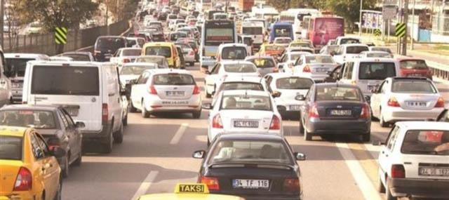 Trafikte Makasa Hapis Cezası Geliyor