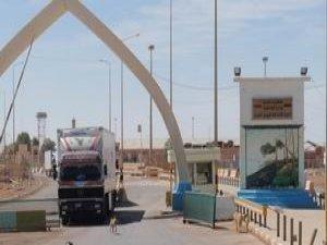 IŞİD Ürdün Sınırında