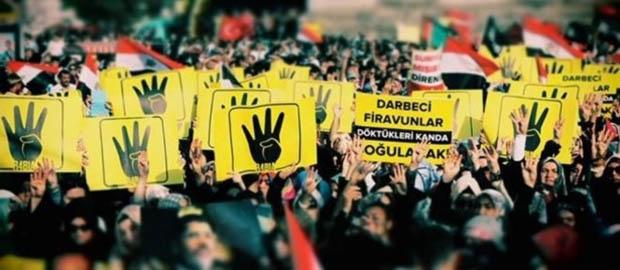 Dünya Rabia Günü'nde Alanlara Çıkılacak