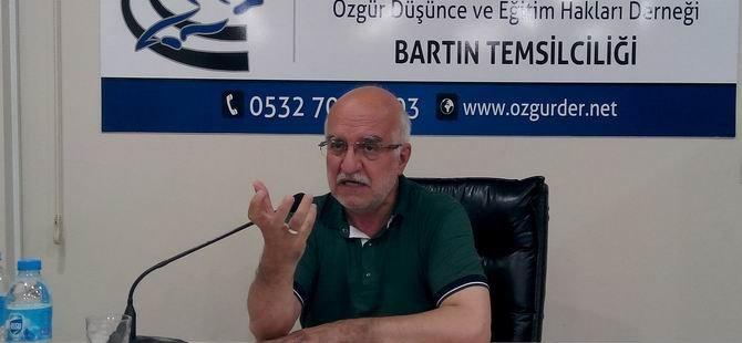 Bartın'da '80'li Yıllar İslami Uyanış Süreci' Semineri