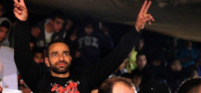 Siyonistler Direnişin Sembolü İsavi'yi Yeniden Gözaltına Aldı