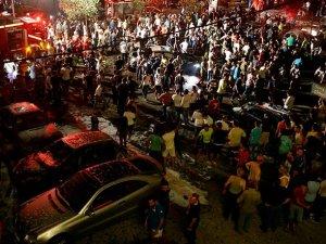 Beyrut'ta Canlı Bomba Saldırısı