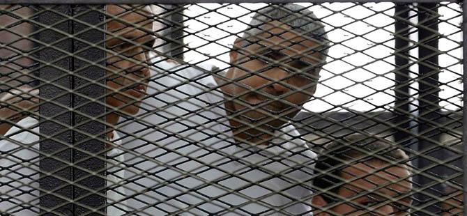 Mısır'da Gazetecilere Cezaya Batı'dan Tepki