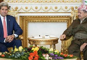 Barzani'den Kerry'e 'Yeni Irak' Uyarısı