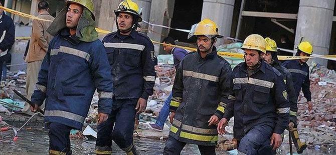 Mısır'da 4 Metro İstasyonunda Patlama