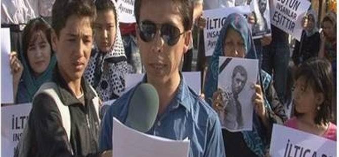 Gözaltında Ölen Afgan  Mülteci İçin Soruşturma Talebi
