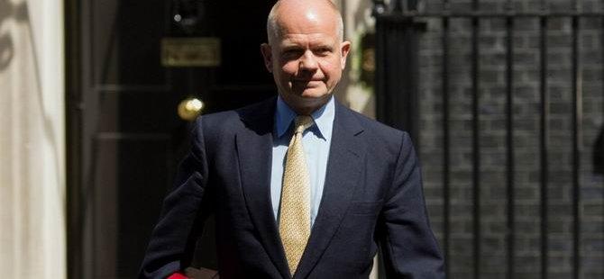 İngiltere Dışişleri Bakanı William Hague, Bağdat'ta