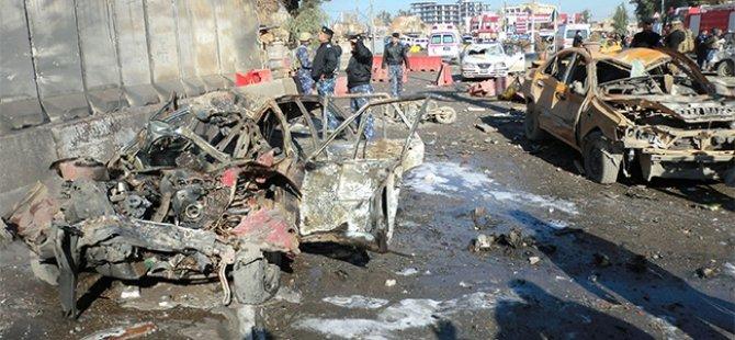 Bağdat'ta Canlı Bomba Saldırısı: 21 Ölü, 49 Yaralı